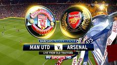 LIVE: Manchester United vs Arsenal