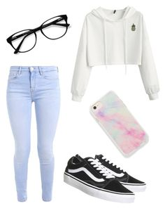 """Untitled #74"" by jay-love12 on Polyvore featuring Topshop and EyeBuyDirect.com"