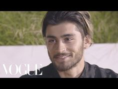 Zayn Malik addresses anxiety problems in new Vogue video | Daily Mail Online