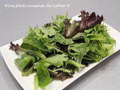 Les plats cuisinés de Esther B: Vinaigrette les 2 soeurs Esther, Cold Food, Cold Meals, Seaweed Salad, Ethnic Recipes, Mustard, Salads, Food, Kitchens