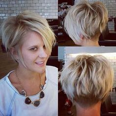 Cute-Short-Blonde-Hair-Ideas-2014 » New Medium Hairstyles