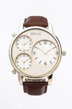 Breda Mitchell Watch