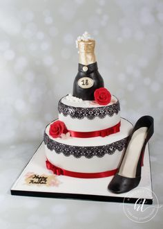We produces delicious handmade and beautifully decorated cakes and confections for weddings, celebrations and events. Champagne Shoes, Celebration Cakes, Handmade Wedding, Celebrity Weddings, Heavenly, Cake Decorating, Celebrities, Desserts, Food