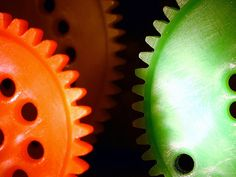 gear coupling , made human labor more flexible