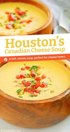 Easy Soup Recipes, Fall Recipes, Delicious Recipes, Cooking Recipes, Yummy Food, Canadian Cheese, Copykat Recipes, Cheese Soup, Soup And Sandwich