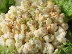 Cauliflower Potato Salad - healthy recipes & list of dishes and heart healthy recipes Kids Cooking Recipes, Dinner Recipes For Kids, Snack Recipes, Lchf, Organic Recipes, Ethnic Recipes, Greens Recipe, Barbecue Recipes, Heart Healthy Recipes