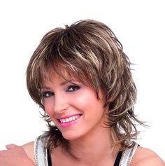 Planet Hi Hair Power Ladies Wig By Ellen Wille in Bernstein Rooted | Standard Wig | Valentine Wigs