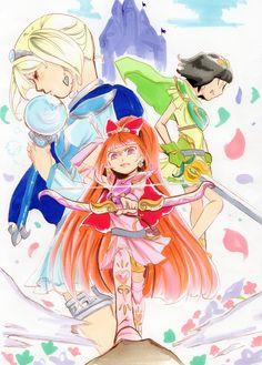 The Powerpuff Girls - RPG style