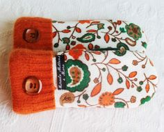 sweater mittens upcycled sweater mittens by miraclemittens on Etsy