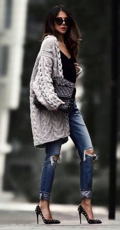 3b583be1435f3 45 Fabulous Winter Outfits You Need To Have   10  Winter  Outfits Lässiger  Look