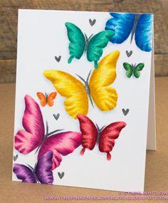 Trippy art drawings easy 44 ideas for 2019 – Watercolor Painting Techniques, Painting & Drawing, Watercolor Art, Dot Painting, Flower Art Drawing, Butterfly Drawing, Butterfly Painting Easy, Colorful Drawings, Easy Drawings