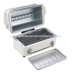 China 9L Small Electric Oven for Baking Cupcakes Kitchen Appliances(White)