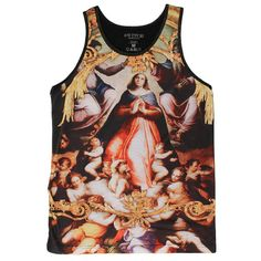 The Sublimation Mary Tank Top - Multi Colors By Buyers Choice New Era Caps, Snapbacks, Bucket Hats, T-Shirts, Streetwear USA Cranium Fitteds
