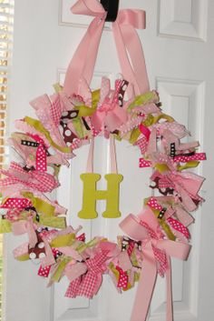 Cutzie Creations: Baby Wreaths