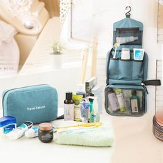 57e2326ba1139 Multifunctional Waterproof Outdoor Travel Wash Bag Cosmetic Bag Universal  Folding Storage Bag  HousekeepingOrganization Natural Makeup