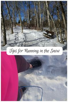 Tips for running in snow, shoes for running in the snow, technique for running in snow, where to run in the snow. How to run in the snow safely. Running In Snow, Winter Running, Running Shoes, Marathon Preparation, Cross Country Skiing, Winter Activities, Hiking, Adventure, Tips