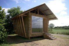 Cabin Porn          – Ecologic Pavilion by Studio 1984 In Alsace, France...