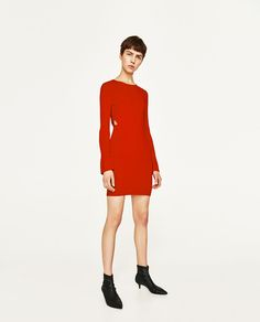 CUT-OUT DRESS-DRESSES-WOMAN | ZARA United States