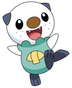 Pokemon Challenge Day Most Amusing Pokemon- Oshawatt. I love him in the anime. Pokemon Go, Water Type Pokemon, Pokemon Party, Cute Pokemon, Pokemon Super, Digimon, Pikachu Drawing, Manga Anime, Original Pokemon