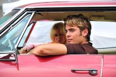 Zac and Nicole ~ The Paperboy