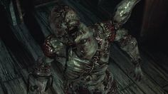 This is unnerving isn't it?  Perfect for horror. Resident Evil Revelations 2.