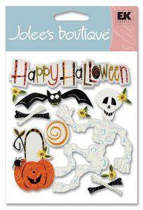 Halloween > Jolees > Halloween Stickers - Jolee's Boutique: A Cherry On Top