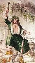 twelfth night traditions lord of misrule - Google Search