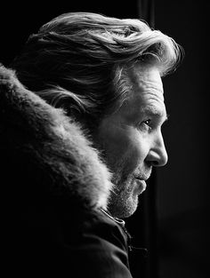 Creation of our Fall / Winter 2014 campaign starring Golden Globe winner Uma Thurman and Academy Award winner Jeff Bridges. Jeff Bridges, Lloyd Bridges, Actor Headshots, Braided Ponytail Hairstyles, The Big Lebowski, Posing Guide, Marc O Polo, Male Face, Best Actor