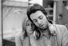 The Guardian wrote : After the break-up of the Beatles in 1970, Paul and Linda McCartney retreated to their farm on Kintyre, Scotland, to collaborate on a new album. The result was Ram, which went to No 1 the following year. These images capture the couple's life while working on material for the record.