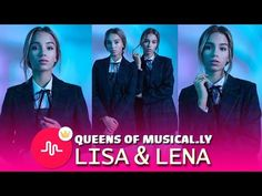 ★ Lisa and Lena Twins Musical.ly Compilation of November (Part 4) - Best Musers 2017 ★ - YouTube