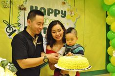 Cuốn N Roll tổ chức sinh nhật bé Đăng Huynh  Sinh nhật bé Đăng Huynh diễn ra thật vui vẻ và đáng nhớ tại Cuốn.