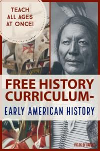 Early American History Books