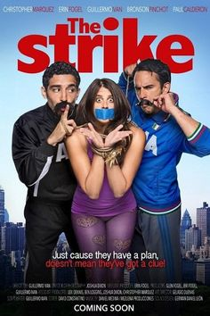 Shop The Strike [Blu-ray] at Best Buy. Find low everyday prices and buy online for delivery or in-store pick-up. Hd Movies, Movies To Watch, Movies Online, Movies And Tv Shows, Free Tv Series Online, Bronson Pinchot, Constantino, Motto