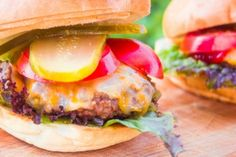 Juicy and Flavorful Grilled Burgers | Tasty Kitchen: A Happy Recipe Community!