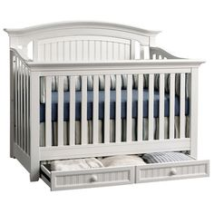 Mayfair 625 - Suite Bebe -Winchester Lifetime 4-in-1 Convertible Crib