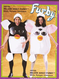 Furby Costumes!!