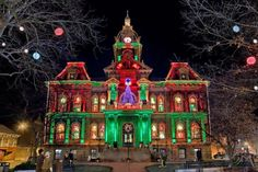 Travel | Ohio | Christmas | Towns | Attractions | Bucket List