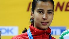 Moroccan 1500m runner Mariem Alaoui Selsouli has failed a drugs test and will miss the London Olympics. She has been banned for doping once before and now faces a lifetime ban. (via BBC Sport; photo via Getty Images)