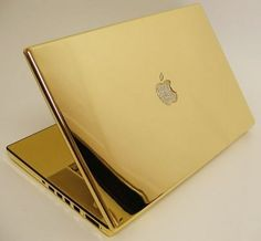diamonds and gold iPad