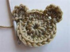 crochet bear applique pattern - Bing images