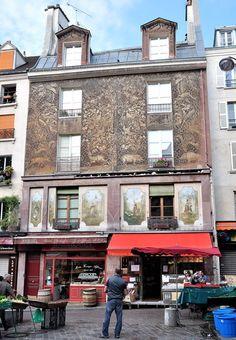 la sorbonne faaade catac nord de la. Paris, Rue Mouffetard La Sorbonne Faaade Catac Nord De