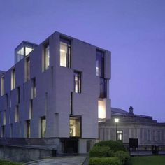 mcmullough mulvin architects: the long room hub
