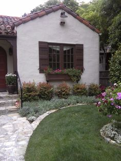 Exteriors on pinterest spanish style homes spanish for Spanish style interior shutters