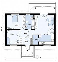 Casa de 2 quartos ♡♥♡♥