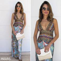 Lu Taboada veste Espaço de Moda.