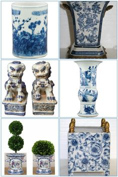 Blue and white blowout! http://theenchantedhome.co/current-promotion/
