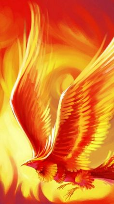 iPhone Wallpaper Phoenix Images with resolution 1080X1920 pixel. You can make this wallpaper for your iPhone 5, 6, 7, 8, X backgrounds, Mobile Screensaver, or iPad Lock Screen