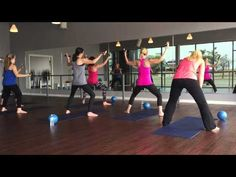 Full Length Barre Workout You Can Do At Home - YouTube