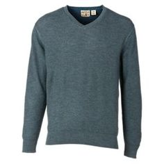 RedHead Snow Pine V-Neck Sweater for Men -