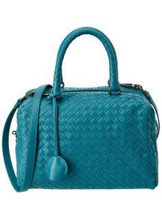 Spotted this Bottega Veneta Intrecciato Nappa Leather Top Handle on Rue La La. Shop (quickly!).